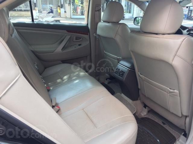 Cần bán xe Toyota Camry 2.4G đời 2008, màu đen-7