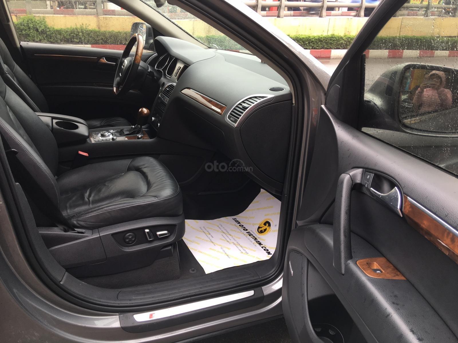 Cần bán xe Audi Q7 Sline nhập Mỹ 3.0 TFSI 2011 như model 2014-9