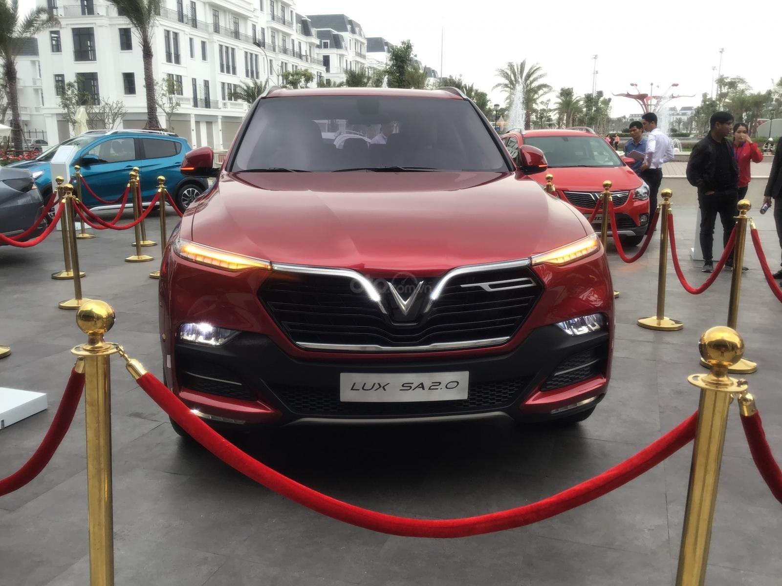 Đặt cọc mua xe Vinfast LUX SA2.0 tại Hải Phòng với giá tốt nhất và nhận xe sớm nhất (2)