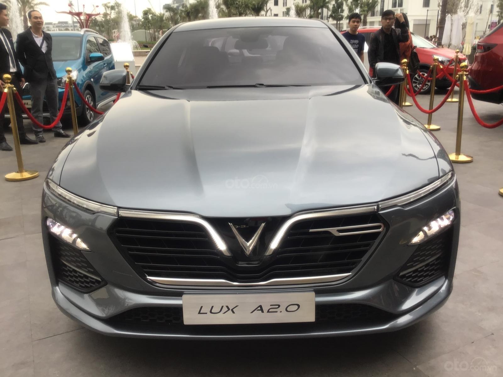 Vinfast Hải Phòng, đặt cọc xe Vinfast Lux A2.0 tại Hải Phòng giá tốt nhất, nhận xe nhanh nhất-0