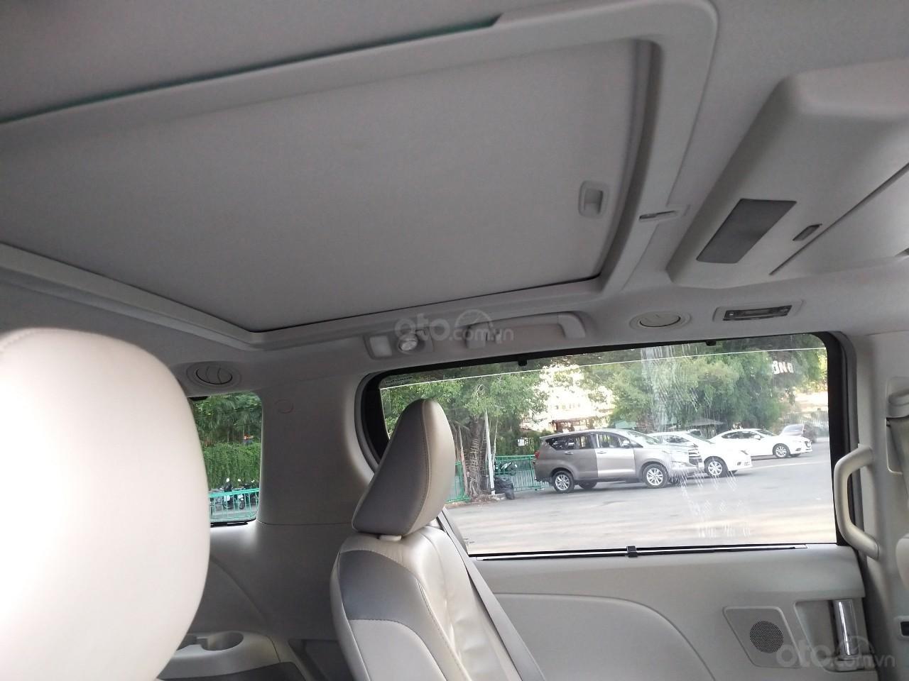 Toyota Sienna hàng Limited model 2014, màu xám, nhập khẩu, cực mới, 2tỷ 490tr-7