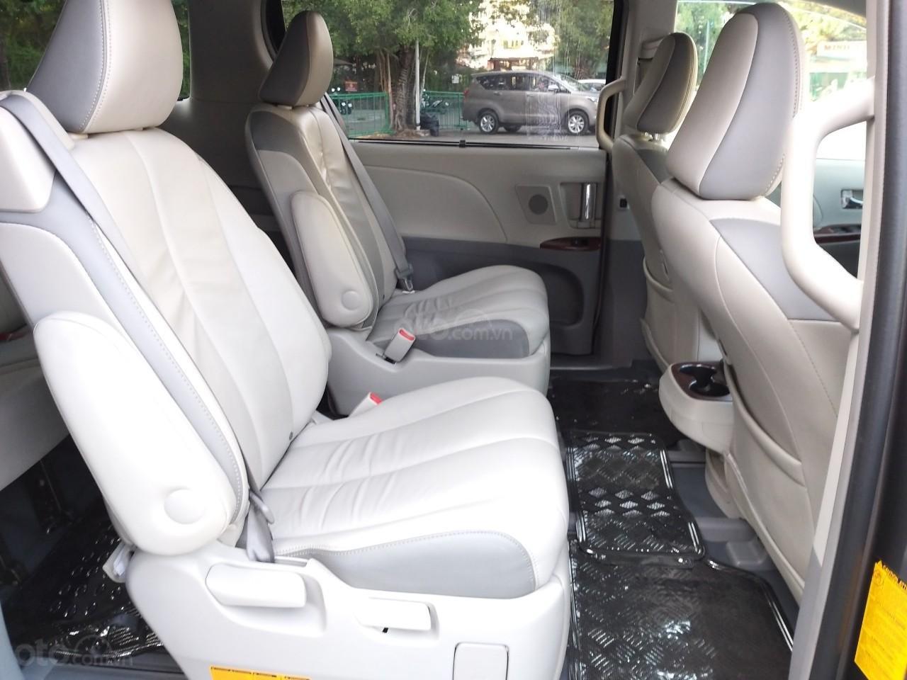 Toyota Sienna hàng Limited model 2014, màu xám, nhập khẩu, cực mới, 2tỷ 490tr-5