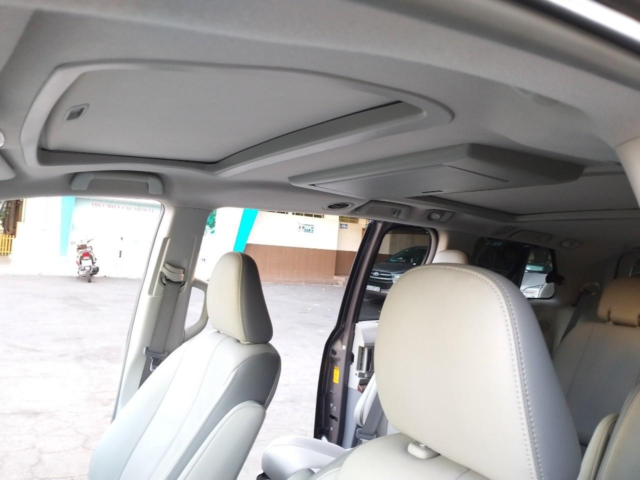 Toyota Sienna hàng Limited model 2014, màu xám, nhập khẩu, cực mới, 2tỷ 490tr-6