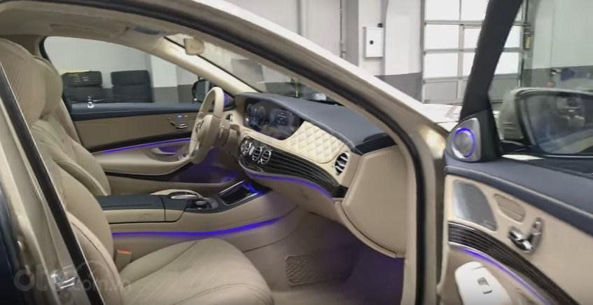 Mercedes-Maybach S560 4Matic 2019 - nội thất 2