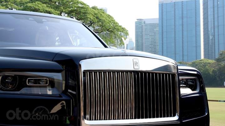 Rolls-Royce Cullinan 2019 tuyệt đỉnh, đầy phong thái và uy tín