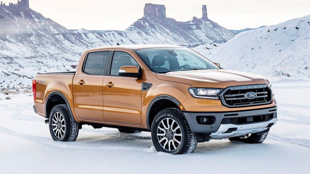 Ford Ranger phiên bản 2019