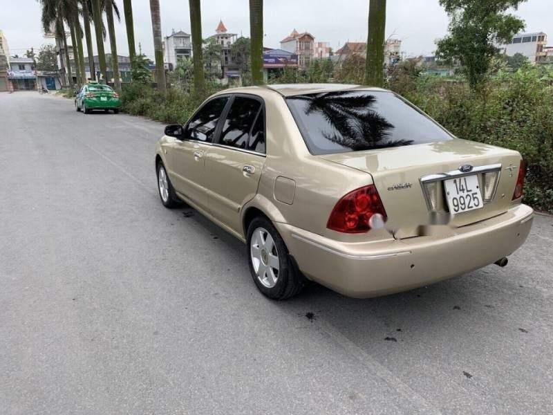 Cần bán Ford Laser đời 2003, màu nâu còn mới, giá tốt (3)