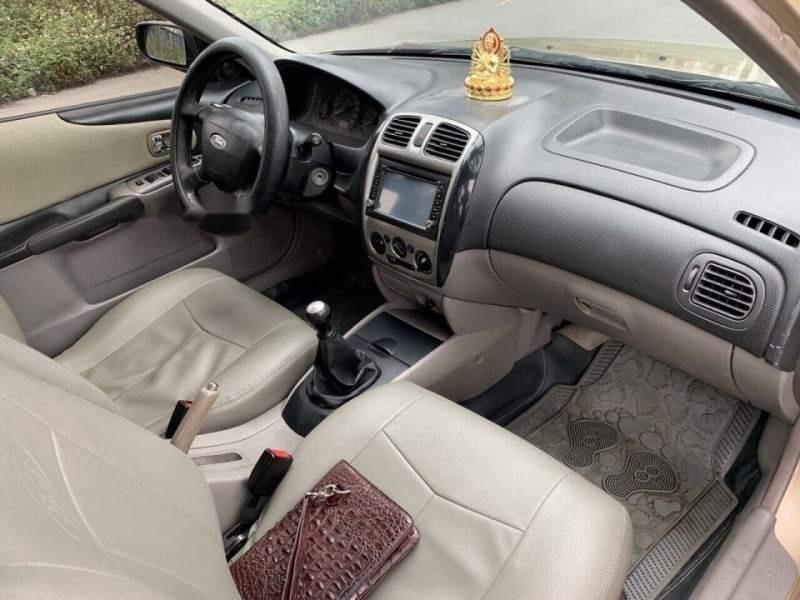 Cần bán Ford Laser đời 2003, màu nâu còn mới, giá tốt (4)