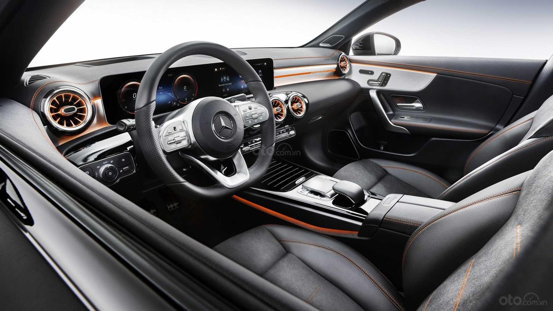 Mercedes-Benz CLA-Class 2020 - nội thất