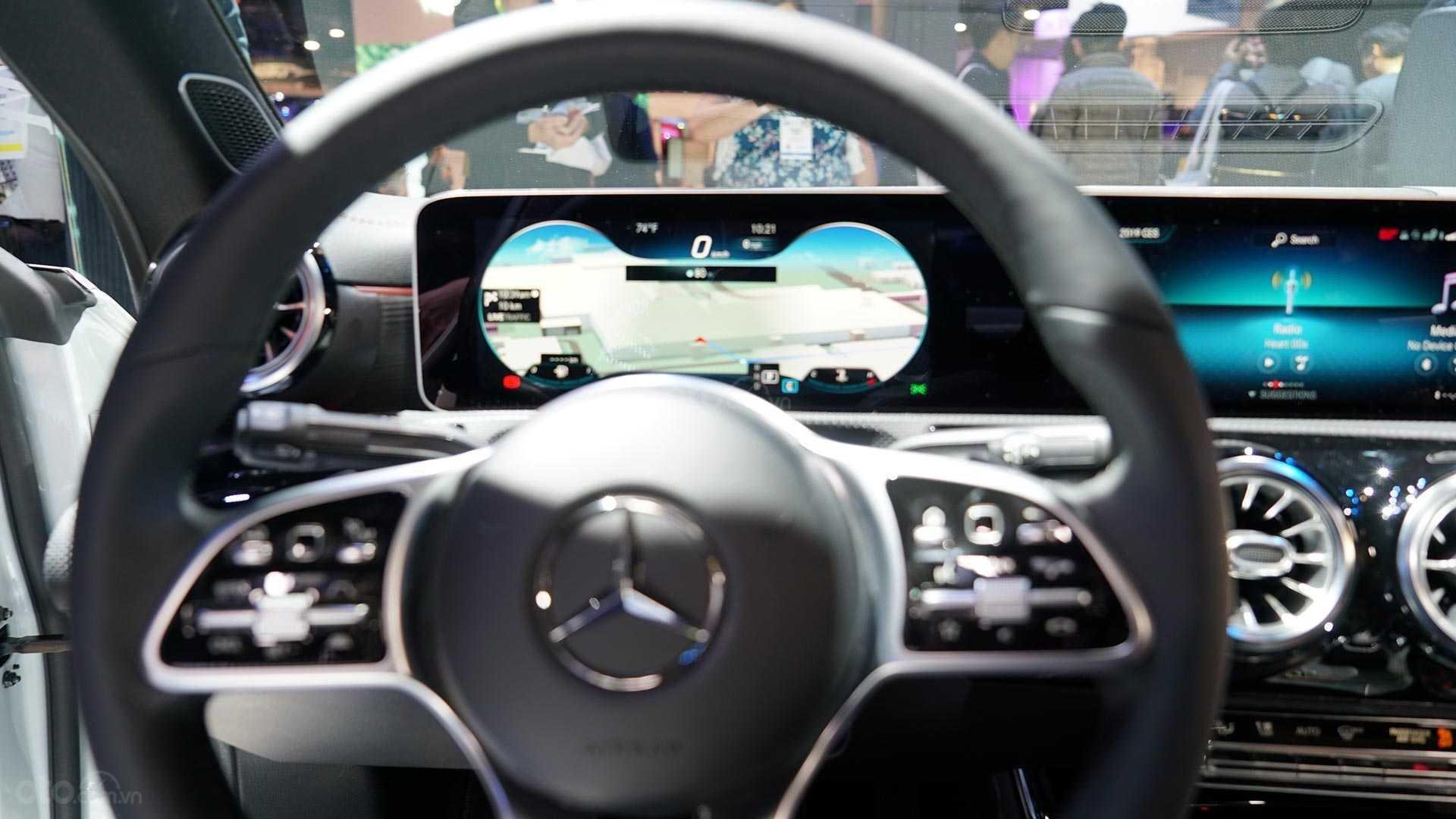 Mercedes-Benz CLA-Class 2020 - vô-lăng
