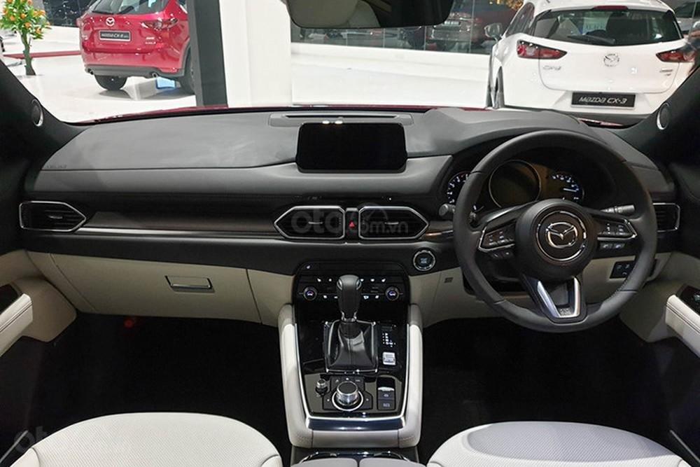 Mazda CX-8 2019 chỉnh nhẹ giá thành