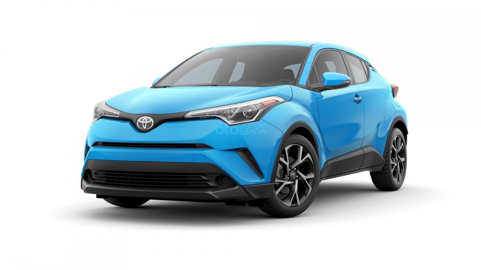 Toyota C-HR 2019 cắt giảm biến thể