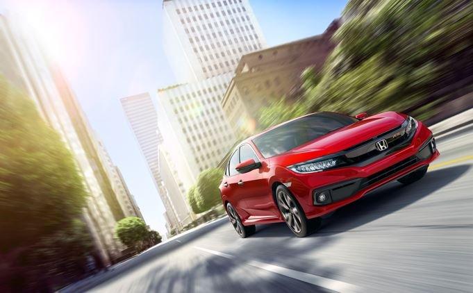 Soi trang bị 3 bản Honda Civic 2019 sắp bán ở Việt Nam a1
