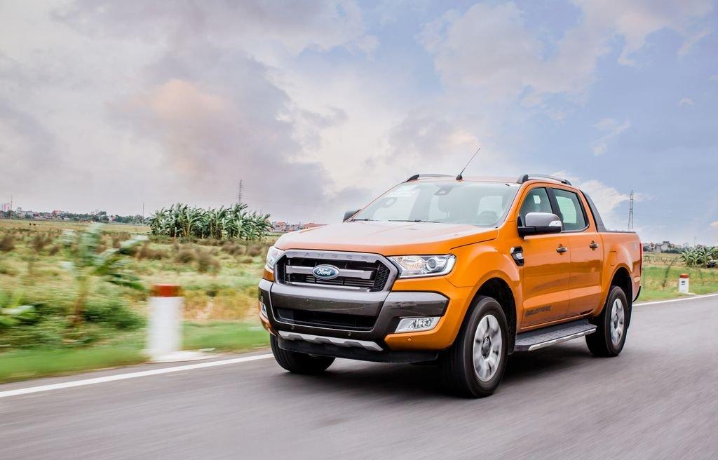 Ford Ranger dự kiến có hàng vào tháng 4 và tháng 5 tới a1