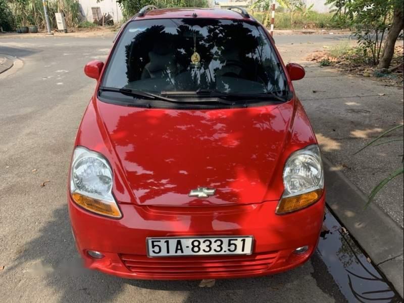 Cần bán xe Chevrolet Spark sản xuất 2008, giá 119tr (1)