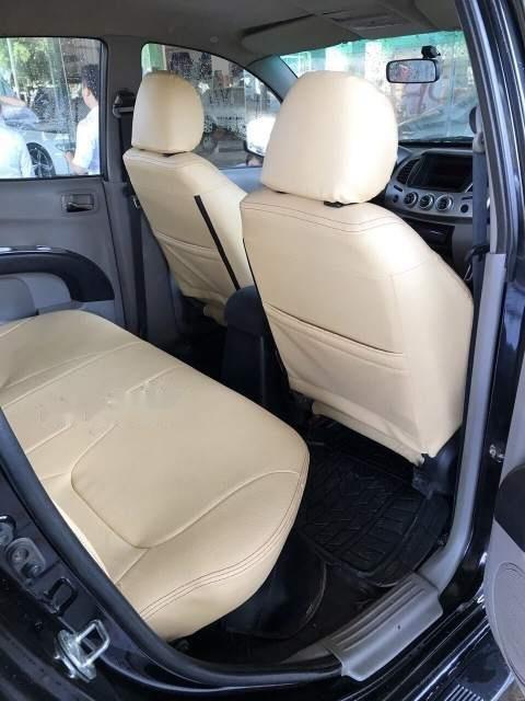 Bán Mitsubishi Triton đời 2011, màu đen xe gia đình, giá chỉ 370 triệu-2