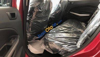 Bán ô tô Ford EcoSport 1.5 Trend sản xuất 2019, màu đỏ, chỉ với 550tr tặng 20tr phụ kiện. Trả góp cao. LH 0974286009-5