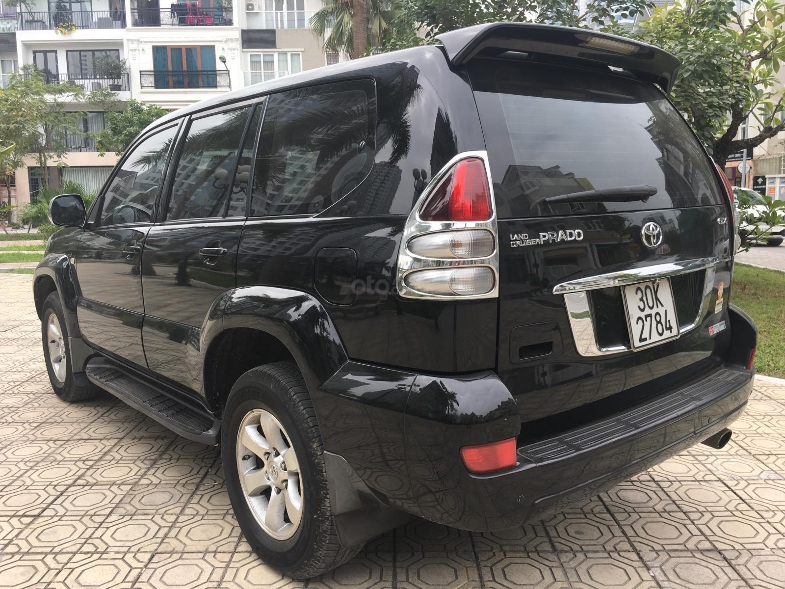 Bán lại xe Toyota Prado GX 2.7AT sản xuất năm 2007-1