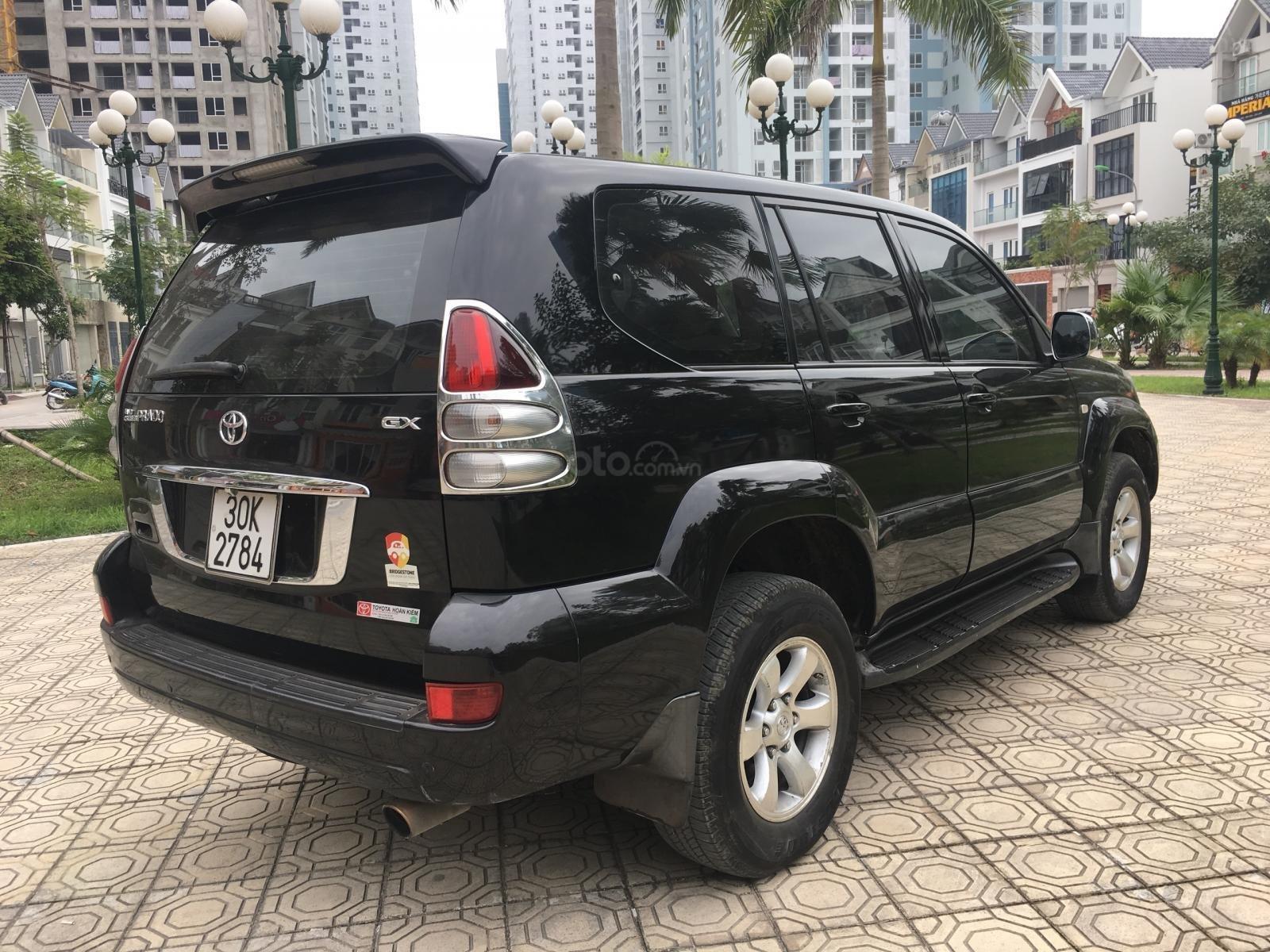 Bán lại xe Toyota Prado GX 2.7AT sản xuất năm 2007-4