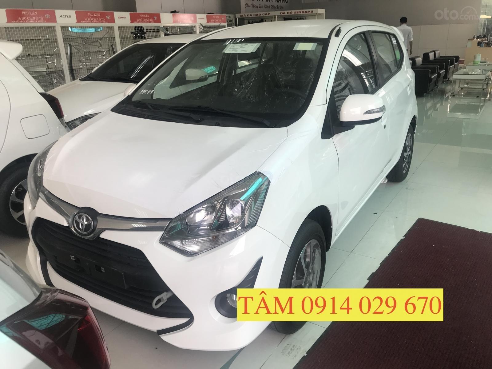 Bán xe Toyota Wigo 2019, hỗ trợ mua xe trả góp, hỗ trợ bán xe lô - LH 0914 029 670-0