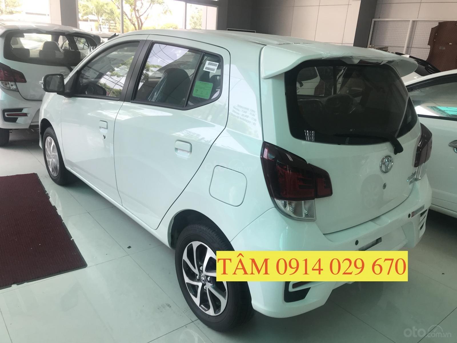Bán xe Toyota Wigo 2019, hỗ trợ mua xe trả góp, hỗ trợ bán xe lô - LH 0914 029 670-1