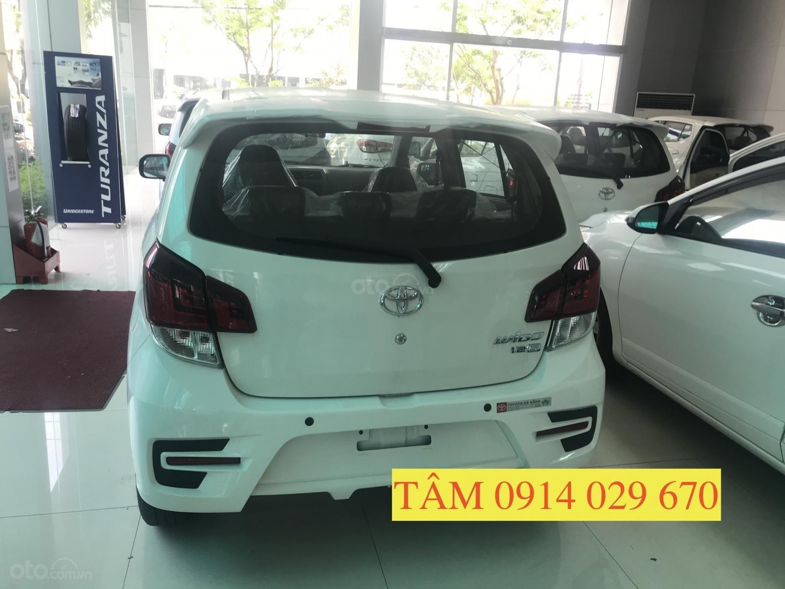 Bán xe Toyota Wigo 2019, hỗ trợ mua xe trả góp, hỗ trợ bán xe lô - LH 0914 029 670-2