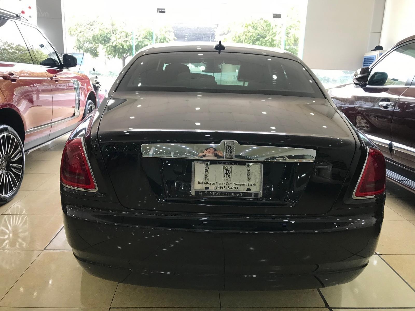 Bán ô tô Rolls-Royce Ghost 2011, màu đen, xe chạy cực ít, siêu đẹp (6)