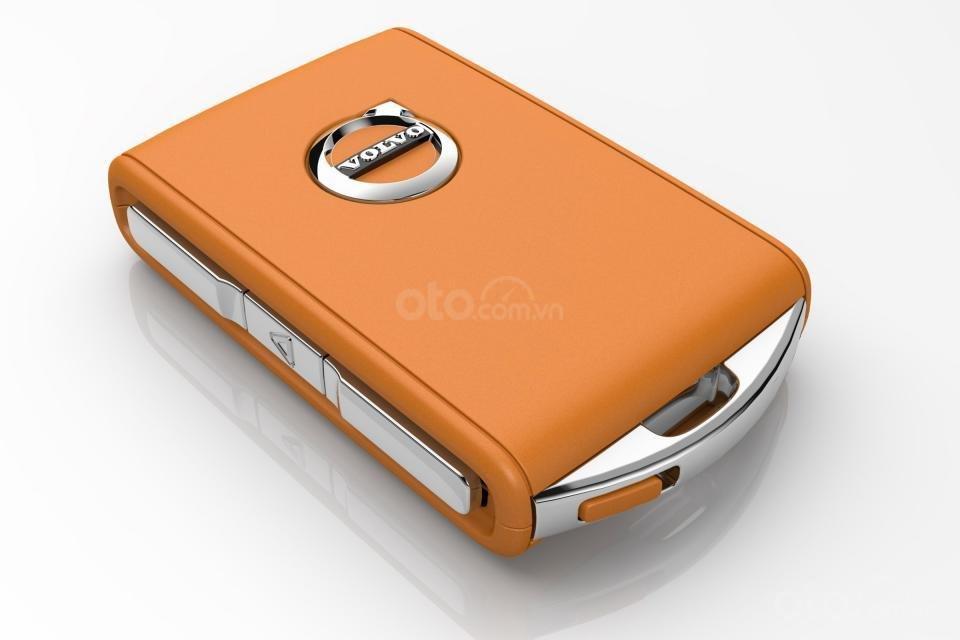 Chìa khóa Volvo