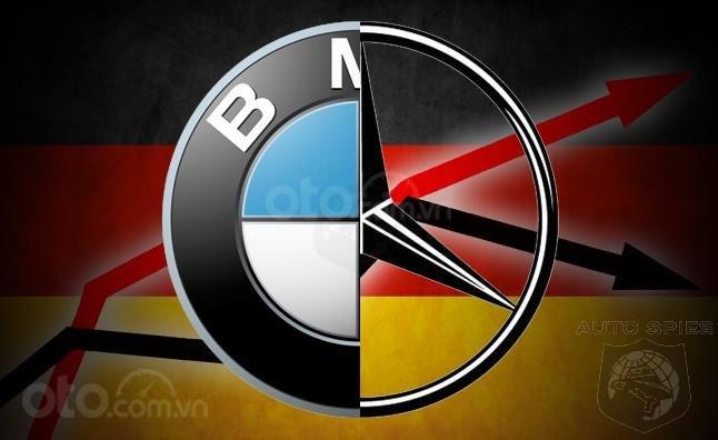 BMW và Mercedes-Benz giảm giá xe, hạ mức thuế tại Trung Quốc