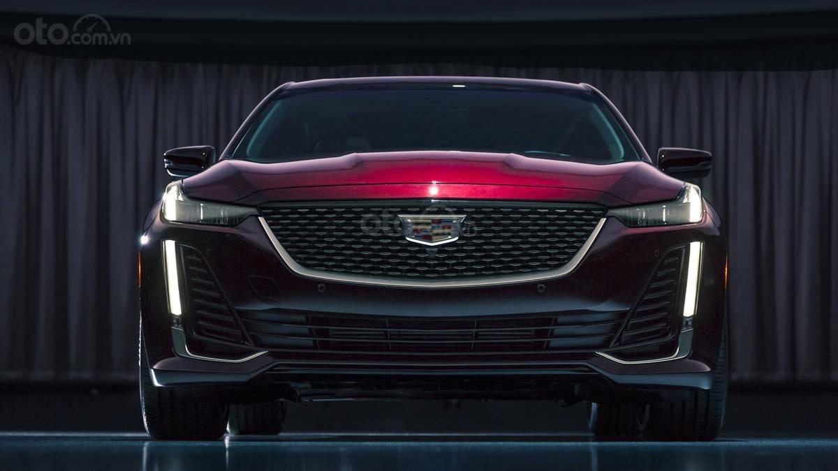 Chiêm ngưỡng Cadillac CT5 mới
