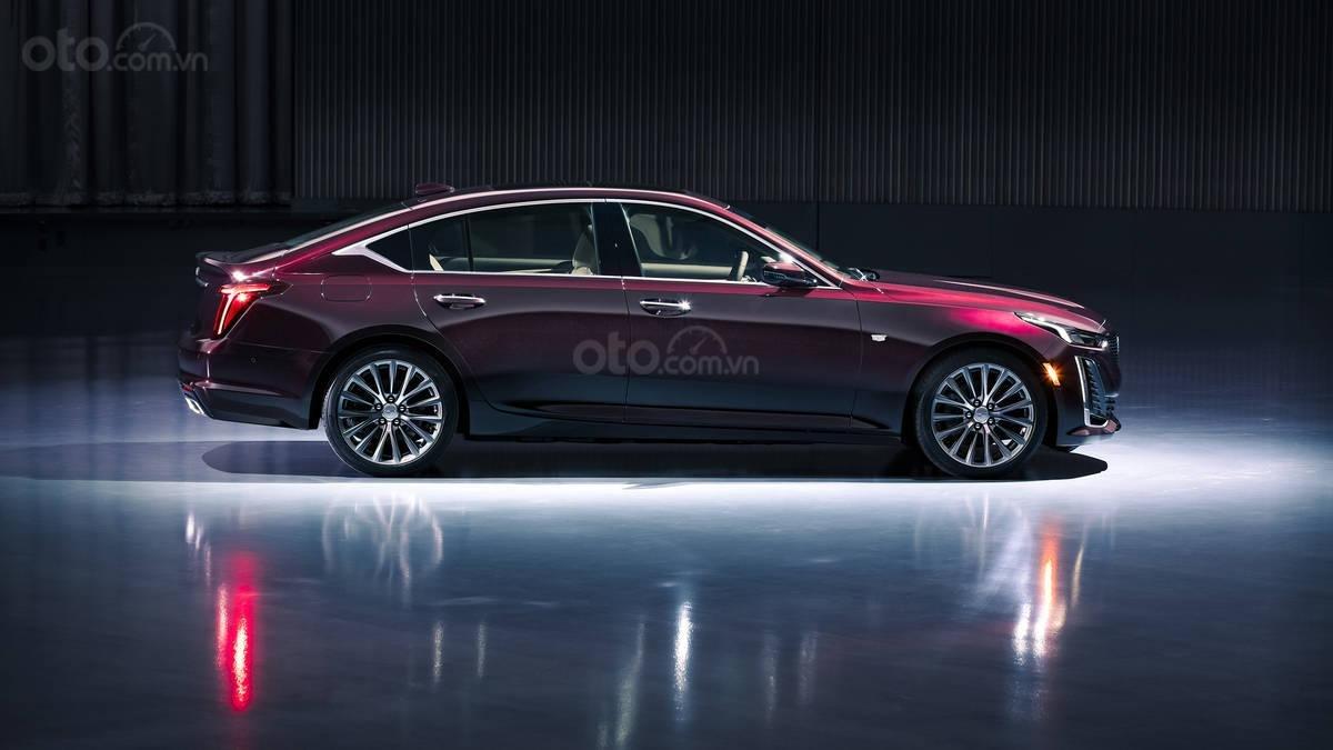 Cadillac CT5 mới chứng tỏ sedan vẫn còn quyến rũ