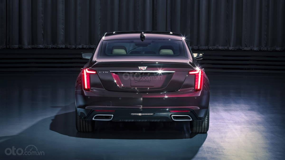 Cadillac CT5 sinh ra để thách thức SUV/Crossover