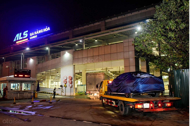Gần 160 xe VinFast Lux xuất ngoại để kiểm định chất lượng a1