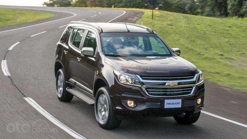 Chevrolet Trailblazer 2019...