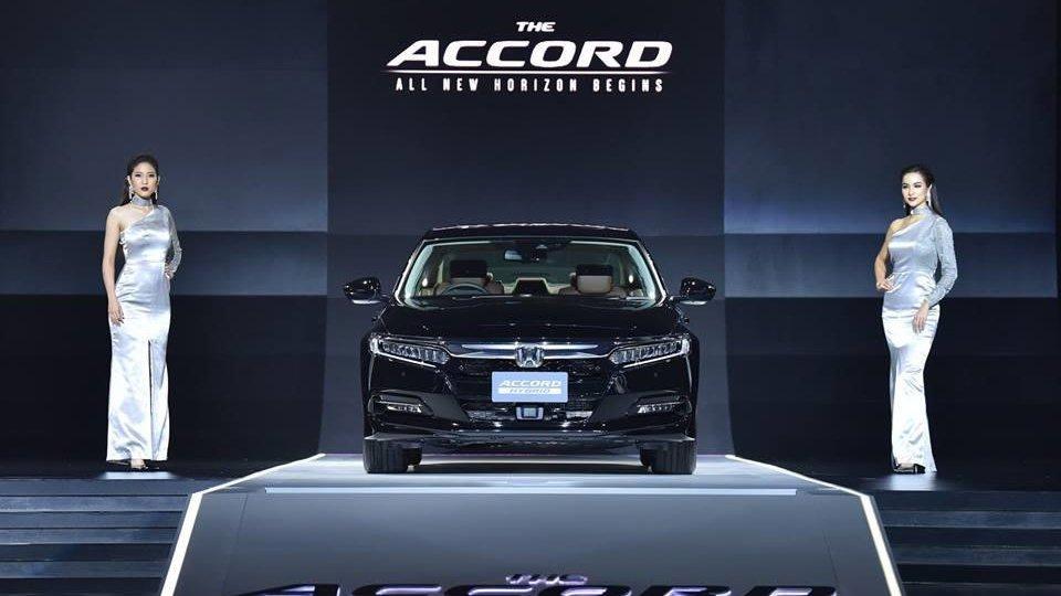 Honda Accord thế hệ mới ra mắt tại Đông Nam Á, rất gần ngày về Việt Nam a9