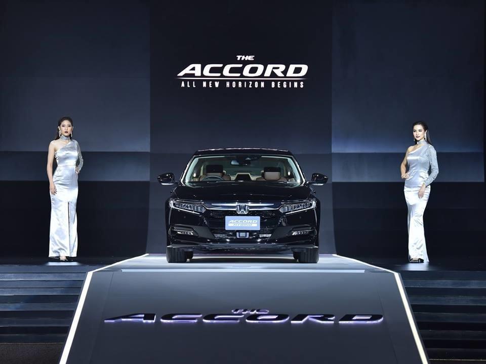 Honda Accord thế hệ mới ra mắt tại Đông Nam Á, rất gần ngày về Việt Nam a8