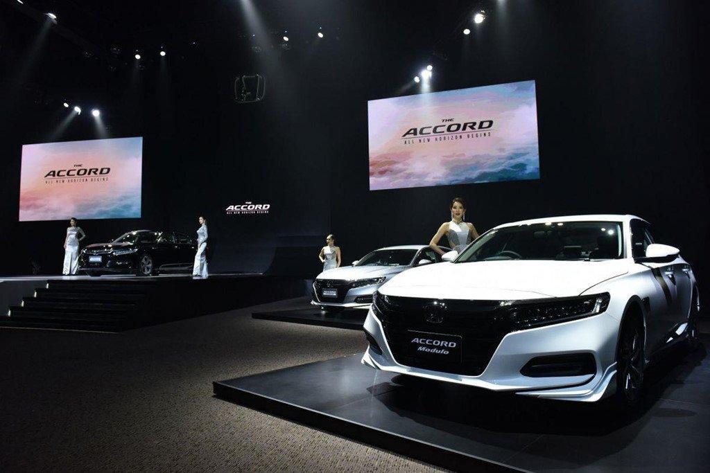 Honda Accord thế hệ mới ra mắt tại Đông Nam Á, rất gần ngày về Việt Nam  a1