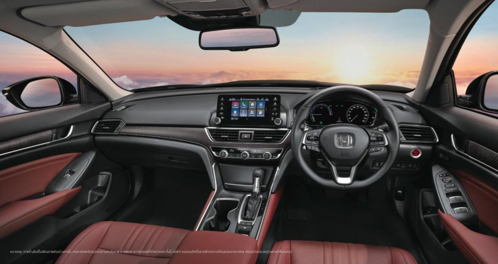 Honda Accord thế hệ mới ra mắt tại Đông Nam Á, rất gần ngày về Việt Nam a4