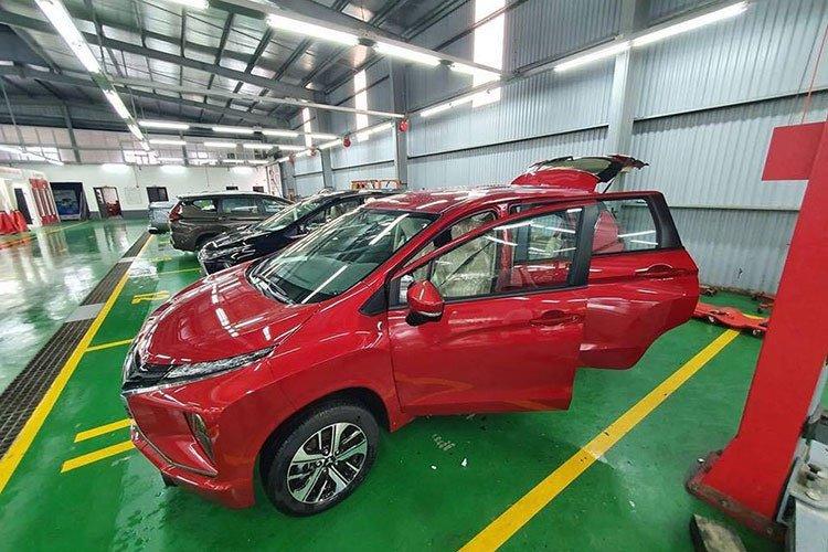 Mitsubishi Xpander có thêm bản màu đỏ về Việt Nam a4.