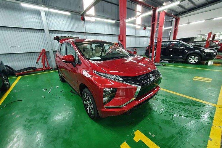 Mitsubishi Xpander có thêm bản màu đỏ về Việt Nam a2.