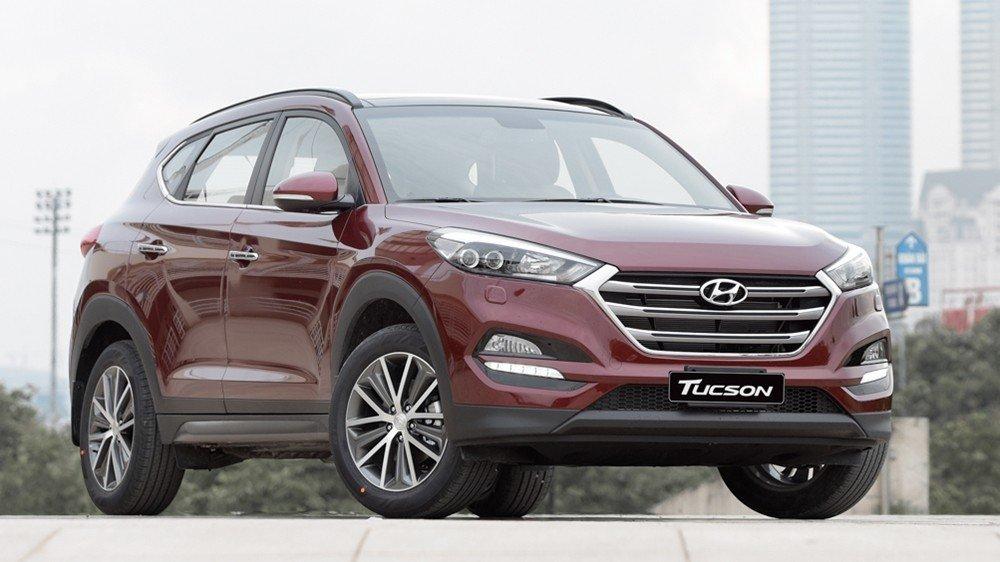 Vay mua xe Hyundai Tucson trả góp 2019 a1