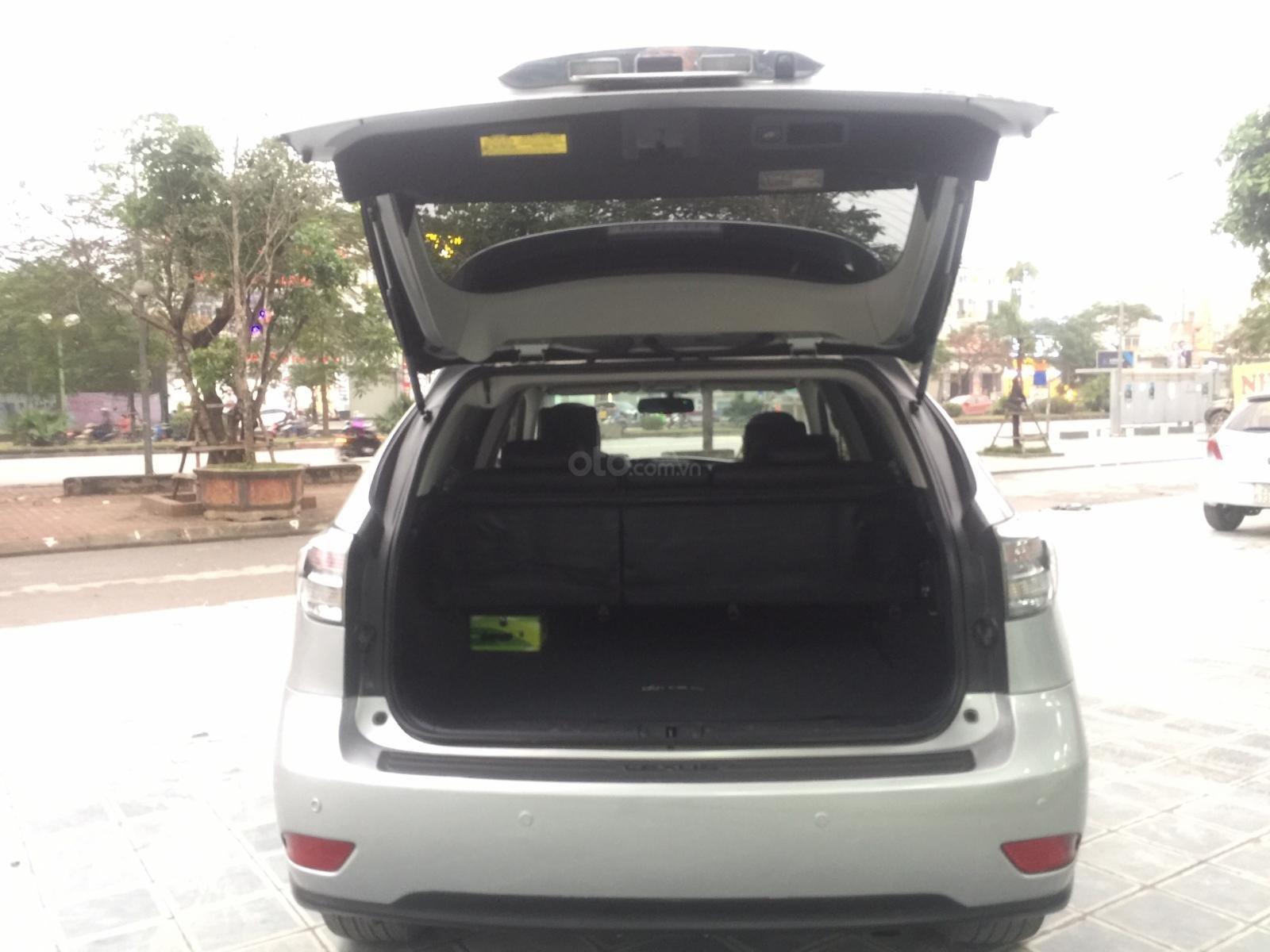 MT Auto bán Lexus RX 350 đời 2012, màu xám (ghi), nhập khẩu nguyên chiếc, LH e Hương 0945392468-3