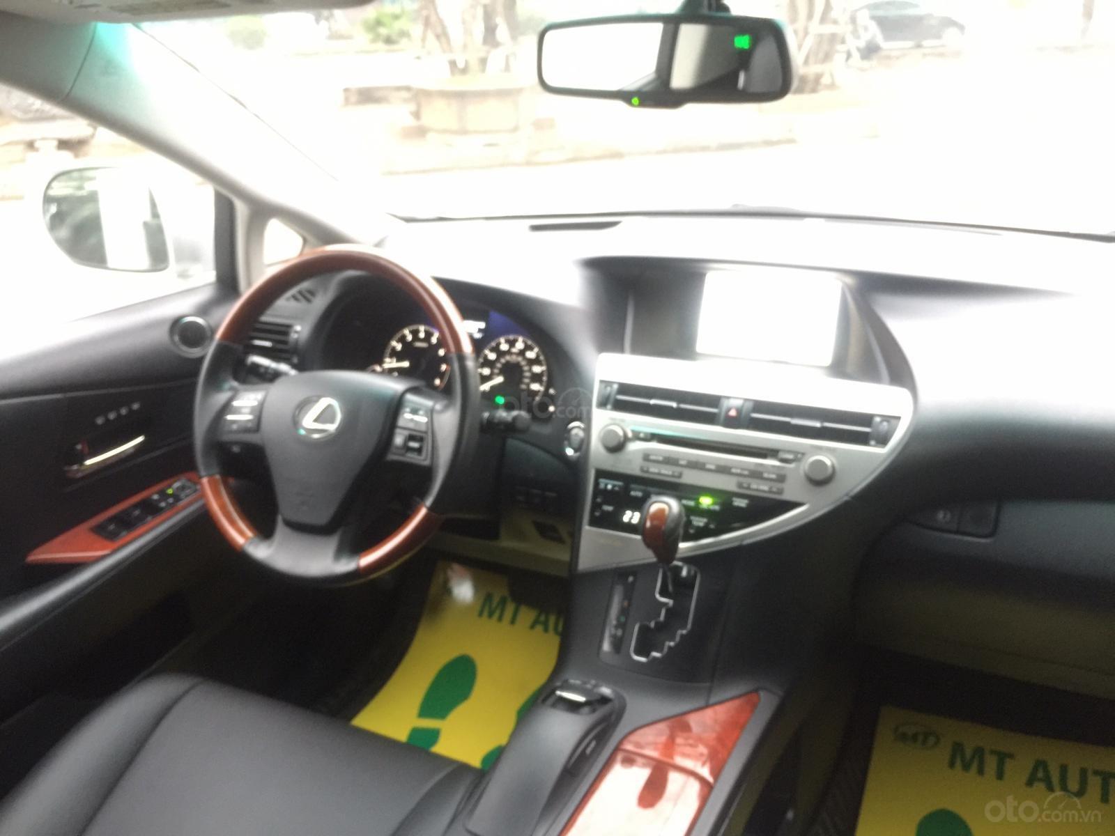 MT Auto bán Lexus RX 350 đời 2012, màu xám (ghi), nhập khẩu nguyên chiếc, LH e Hương 0945392468-7