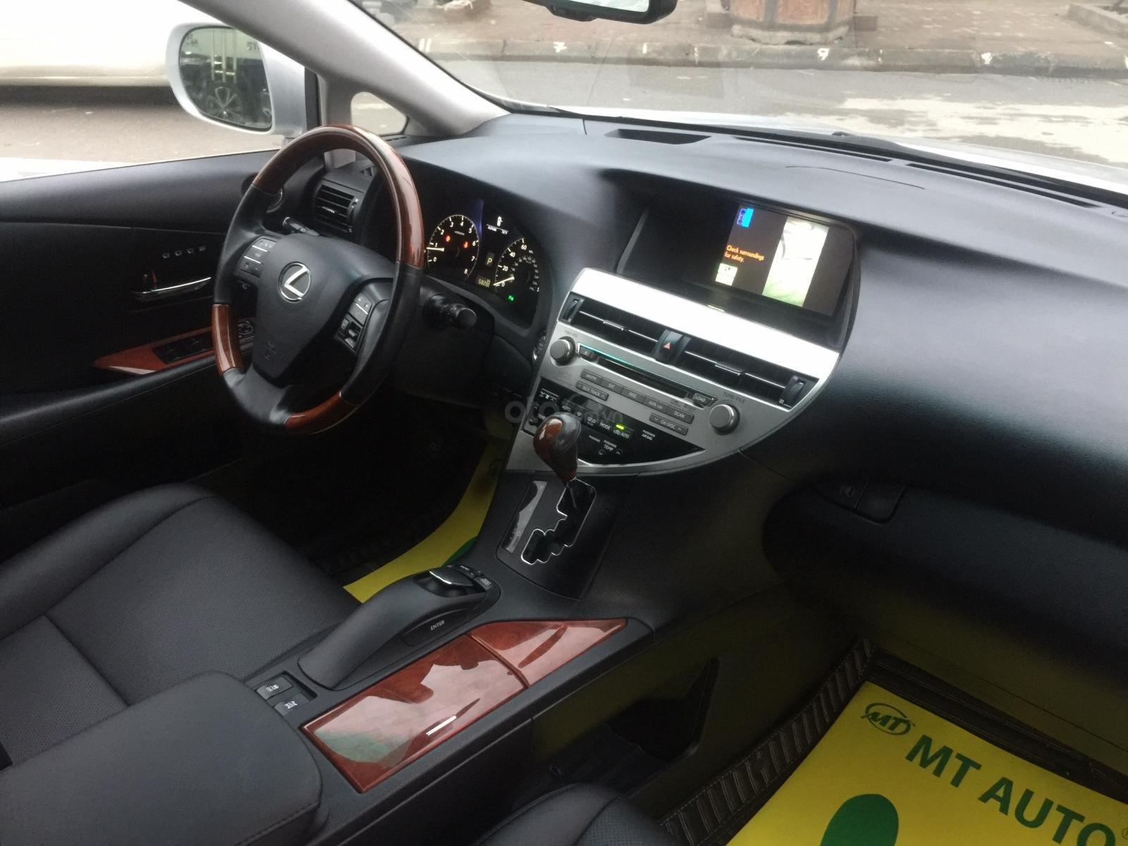 MT Auto bán Lexus RX 350 đời 2012, màu xám (ghi), nhập khẩu nguyên chiếc, LH e Hương 0945392468-11