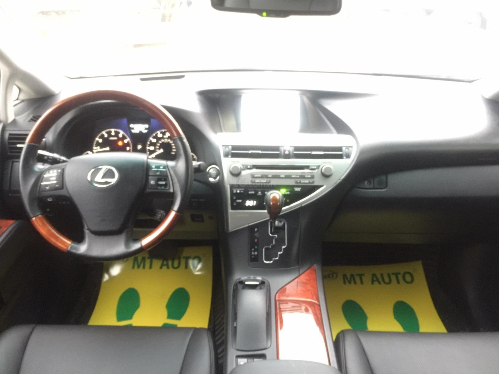 MT Auto bán Lexus RX 350 đời 2012, màu xám (ghi), nhập khẩu nguyên chiếc, LH e Hương 0945392468-12