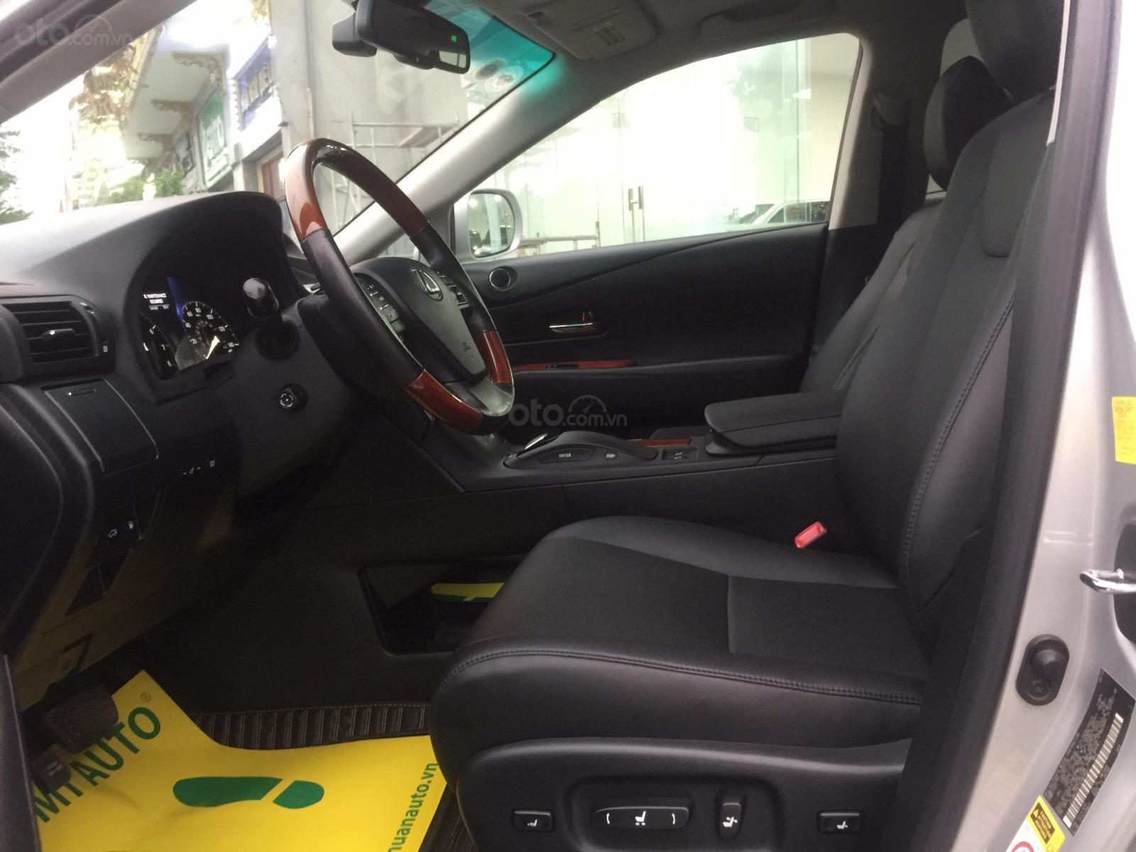 MT Auto bán Lexus RX 350 đời 2012, màu xám (ghi), nhập khẩu nguyên chiếc, LH e Hương 0945392468-13