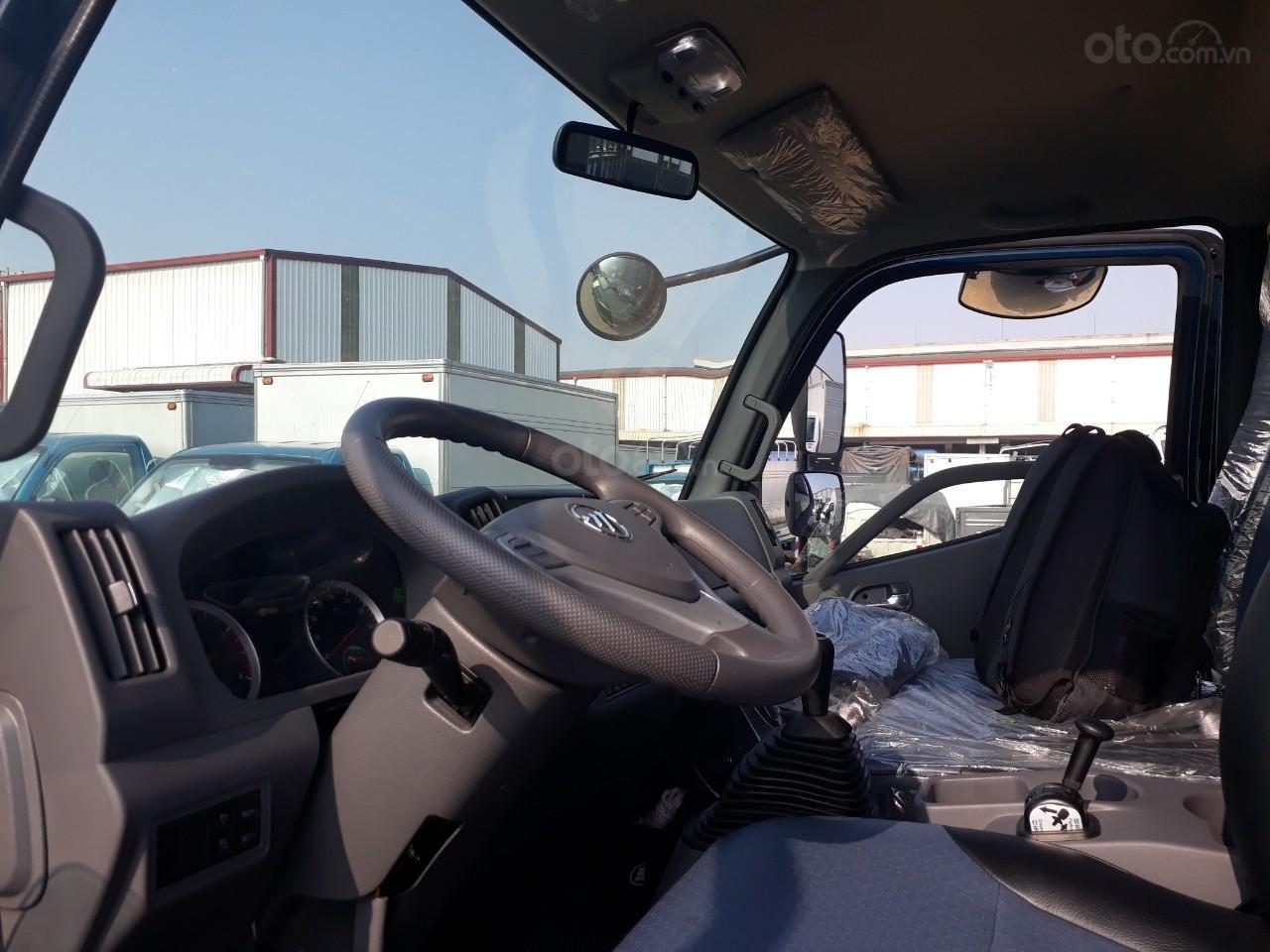 Giá xe tải Thaco Ollin 350. E4, tải trọng 2.15/3.45 tấn mui bạt Trường Hải (2)