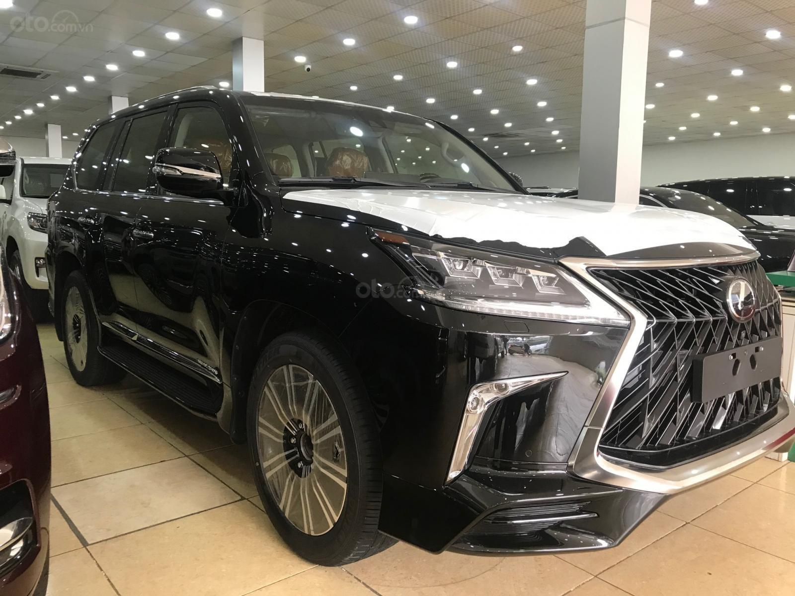 Cần bán Lexus LX570 Super Sport đời 2019, màu đen, nhập khẩu bản cao cấp nhất (1)