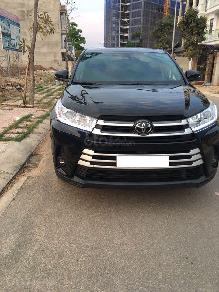 MT Auto 88 Tố Hữu bán xe Toyota Highlander LE, sản xuất 2017, ĐK 2018, LH em Hương 0945392468 (1)