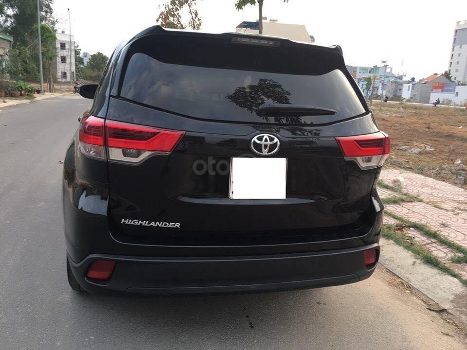 MT Auto 88 Tố Hữu bán xe Toyota Highlander LE, sản xuất 2017, ĐK 2018, LH em Hương 0945392468 (7)